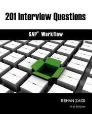 201 Interview Questions - Workflow