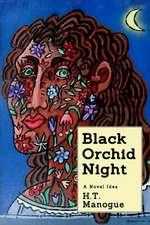 Black Orchid Night