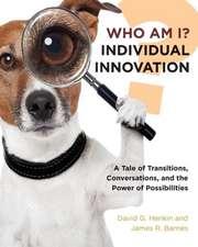 Who Am I? Individual Innovation