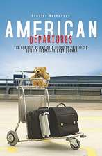 American Departures:  The Curious Plight of a Uniquely Privileged, Quietly Desperate Baby Boomer