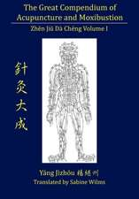 The Great Compendium of Acupuncture and Moxibustion Vol. I