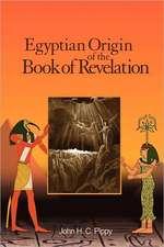 Egyptian Origin of the Book of Revelation