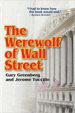 The Werewolf of Wall Street