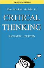The Pocket Guide to Critical Thinking:  Computable Functions, Logic, and the Foundations of Mathematics