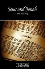 Jesus and Jonah