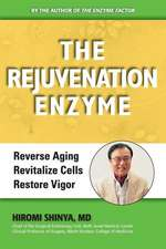 The Rejuvenation Enzyme:  Reverse Aging Revitalize Cells Restore Vigor