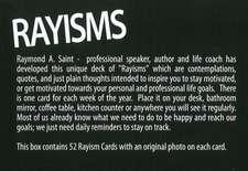 Rayisms