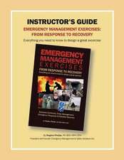 Instructor's Guide:  Everything You Need to Know to Design a Great Exercise
