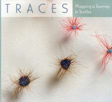 Traces: Mapping a Journey in Textiles