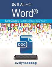 Do It All with Word(r)