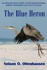 The Blue Heron:  Orion's Eye