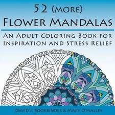 52 (More) Flower Mandalas