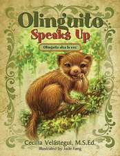 Olinguito Speaks Up/Olinguito Alza La Voz