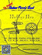 The Original Theban Puzzle Book - Volume 1