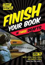 Finish Your Book in Three Drafts