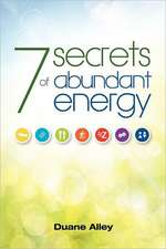 7 Secrets of Abundant Energy
