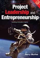 Project Leadership and Entrepreneurship