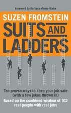 Suits and Ladders 5 X 8
