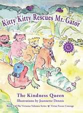Kitty Kitty Rescues Mr. Gator