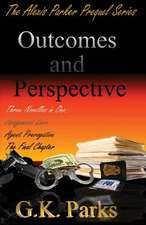Outcomes and Perspective