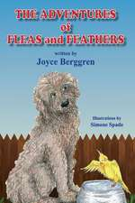 The Adventures of Fleas and Feathers:  A Life and Times Journal for Grandchildren of All Ages