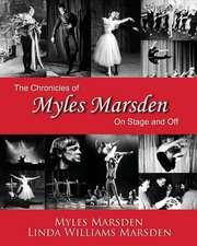 The Chronicles of Myles Marsden