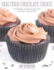 Healthier Chocolate Treats