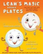 Leah's Magic Kosher Plates