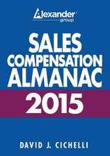 2015 Sales Compensation Almanac