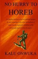No Hurry to Horeb