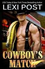 Cowboy's Match