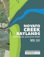 Novato Creek Baylands Historical Ecology Study
