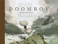 Doomboy Volume 1:  The Tiger