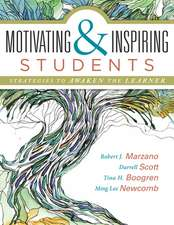 Motivating & Inspiring Students