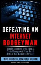 Defeating an Internet Boogeyman