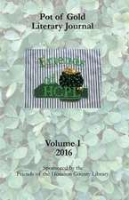Pot of Gold Literary Journal 2016
