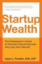 Startup Wealth