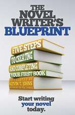 The Novel Writer's Blueprint