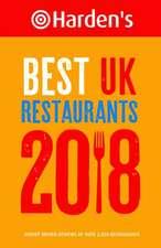Harden's Best UK Restaurants