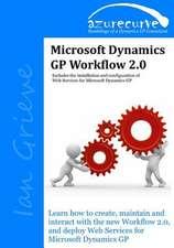 Microsoft Dynamics GP Workflow 2.0