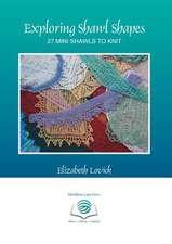 Exploring Shawl Shapes