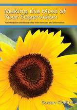 Making the Most of Your Supervision