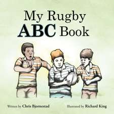 My Rugby ABC Book