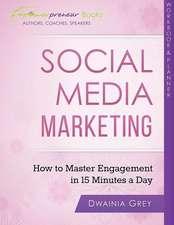 Social Media Marketing Workbook and Planner