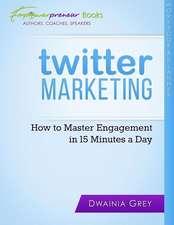 Twitter Marketing Workbook and Planner