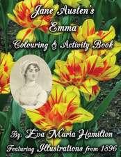 Jane Austen's Emma Colouring & Activity Book