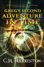 Greg's Second Adventure In Time