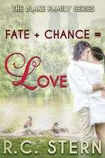 Fate+chance=love