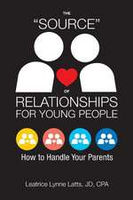 The Source of Relationships for Young People