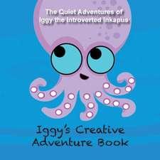 Iggy's Creative Adventure Book
